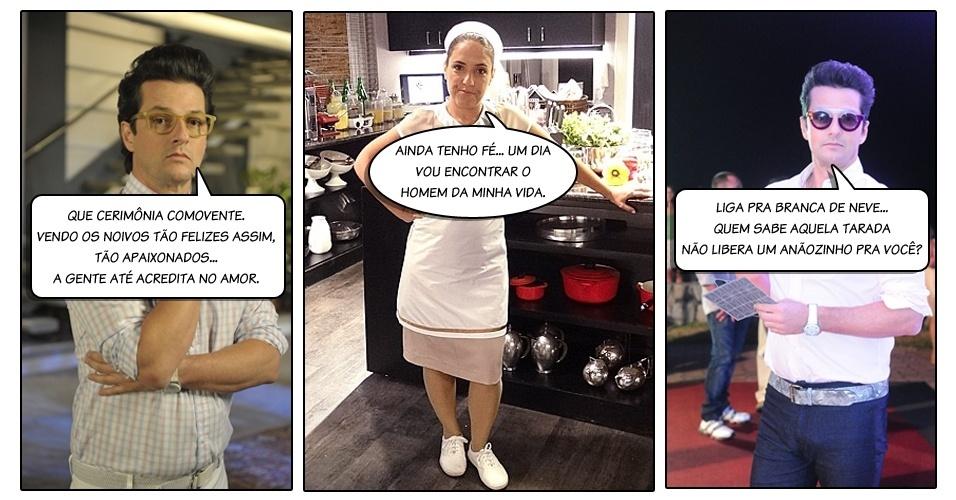 """Qual é o melhor diálogo de Crô em """"Fina Estampa""""?"""