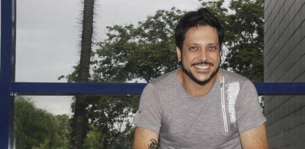"""Lúcio Mauro Filho, do elenco de """"A Grande Família"""" (19/3/2012) - AgNews"""