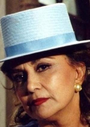 """Eva Wilma como Maria Altiva em """"A Indomada"""""""