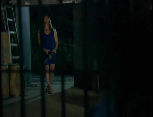 Griselda pergunta onde está Ferdinand e Tereza Cristina anuncia que matou o cúmplica