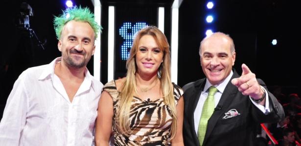 Renata de Paula/Rede TV!