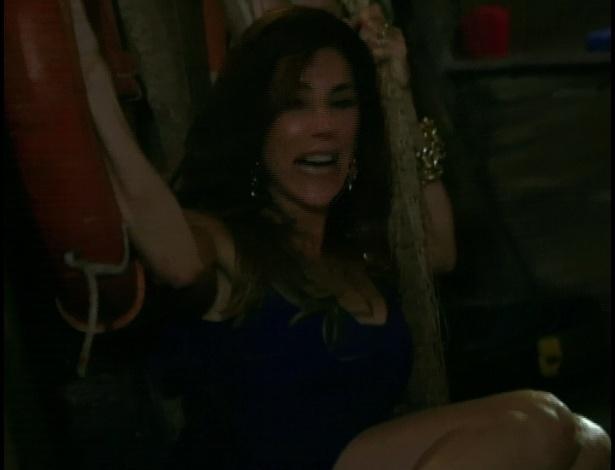 Tereza Cristina começa a se desesperar, mas Pereirinha comemora: