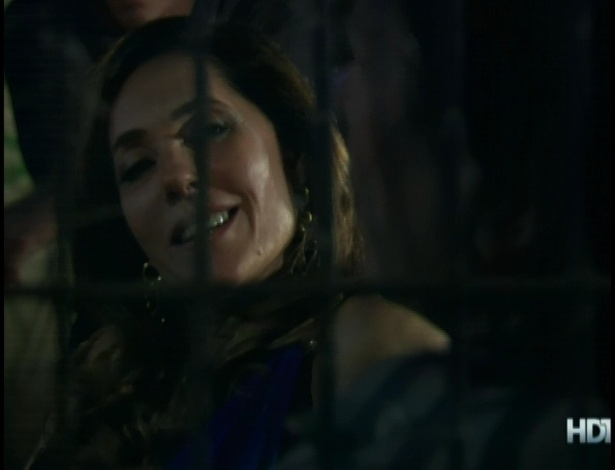 Tereza Cristina pede para Griselda implorar pela sua vida