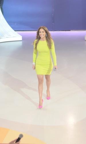 Jennifer Lopez acaba de confirmar temporada de show no Brasil em junho (26/3/2012)