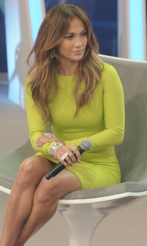 Rodrigo Faro havia se encontrado com Jennifer Lopez no Carnaval do Rio, em março (26/3/2012)