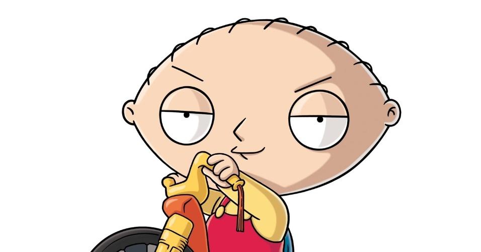 """Em nova temporada de """"Family Guy"""", Stewie está menos malvado, pelo menos no começo (29/3/2012)"""