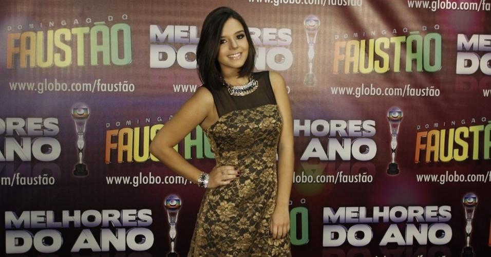 Giovanna Lancellotti concorre na categoria atriz revelação (31/3/12)
