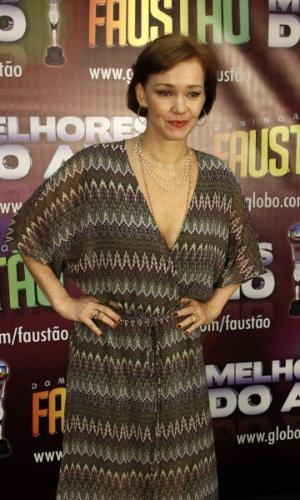 Julia Lemmertz concorre na categoria atriz coadjuvante, mas perdeu para Cássia Kiss (31/3/12)
