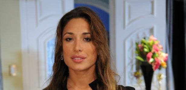 """Para viver prostituta em """"Máscaras"""", Gisele Itié pediu ajuda a amigos usuários do serviço (3/4/12)"""