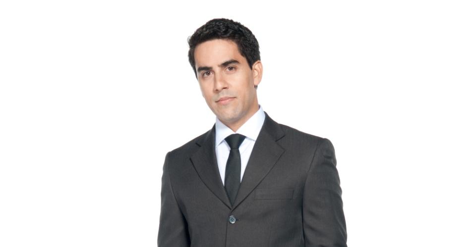 """Em """"Máscaras"""", Renato Livera é Jairo"""