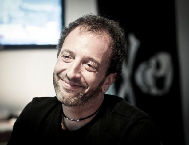 """Diego Guebel, criador do """"CQC"""", conta, em entrevista exclusiva ao UOL, como ganhou espaço na Band nos últimos quatro anos (11/04/12)"""