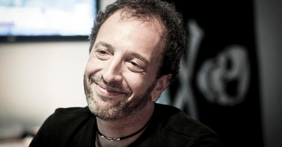 """Diego Guebel, diretor de conteúdo TV da Band, conta, em entrevista exclusiva ao UOL, que ofereceu o """"CQC"""" a diversos canais. """"Falavam que isso não era humor brasileiro"""" (11/04/12)"""