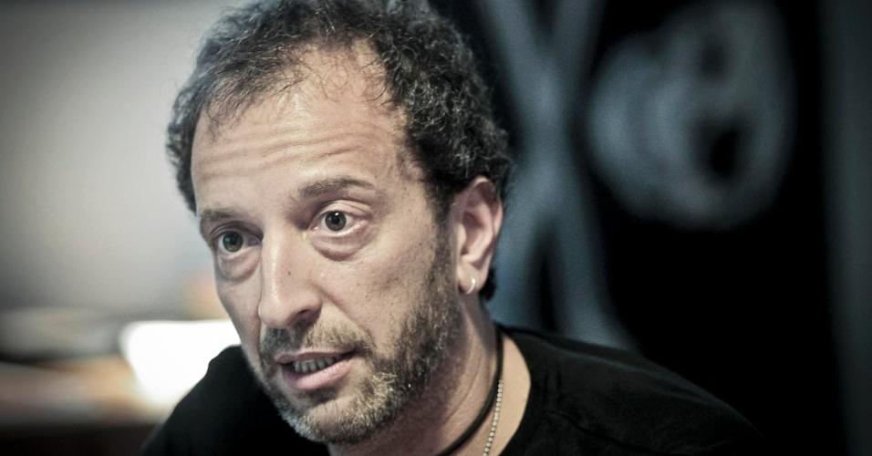 Dono da Eyeworks-Cuatro Cabezas, o argentino Diego Guebel também foi contratado como diretor geral de conteúdo TV da Band (11/4/12)