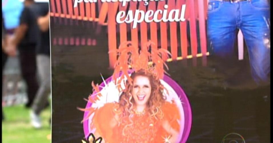 O show de Fabian terá participação especial de Chayene