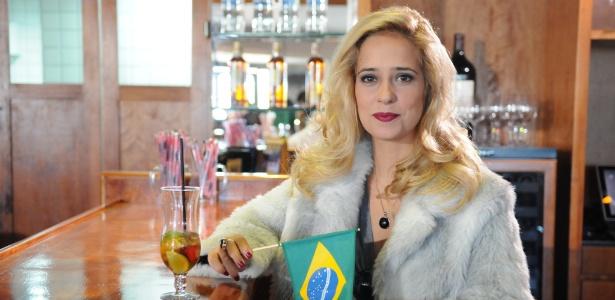 """Paloma Duarte em cena da novela """"Máscaras"""", de Lauro César Muniz (abril/2012)"""