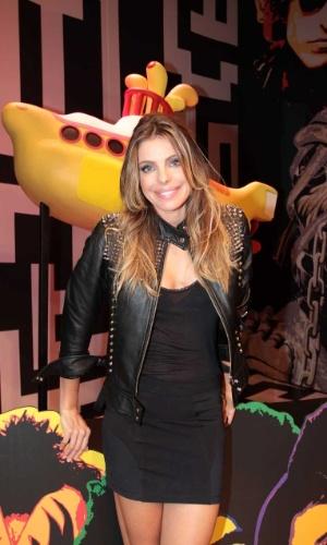"""Daniella Cicarelli estreia o """"Provão"""" junto com o VJ Luiz Thundebird no próximo dia 30 de abril. A modelo passou pela emissora em 2002 e 2007 e apresentou programas como """"Beija Sapo"""", """"Dance o Clipe"""", """"Batalha de Modelos"""", """"Daniella no País da MTV"""" e dividiu o palco com Cazé em """"Notícias de Biquíni"""" (23/4/12)"""