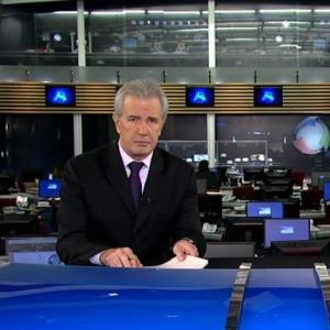 """Celso Freitas, apresentador do """"Jornal da Record"""""""