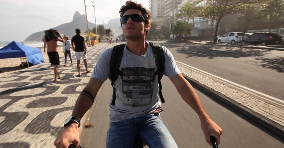 "Cena da série ""Preamar"", da HBO Brasil"