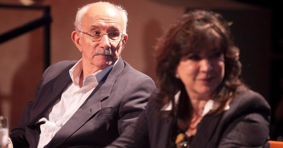 """O diretor Reynaldo Boury, a autora Iris Abravanel e elenco falam do remake de """"Carrossel"""" (7/5/12)"""