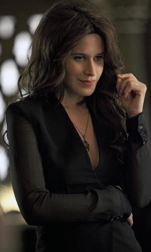 """HBO divulga imagens da quinta temporada do seriado """"True Blood"""" (7/5/12). O seriado estreia dia 10 de junho nos EUA e tem no elenco a atriz Valentina Cervi"""