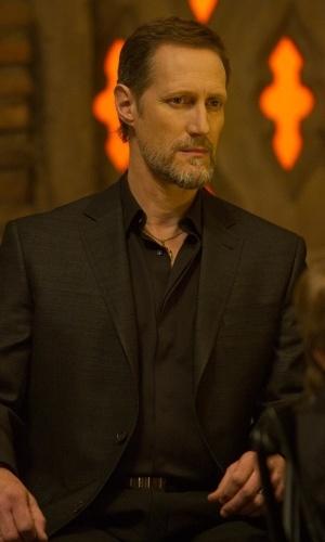 """HBO divulga imagens da quinta temporada do seriado """"True Blood"""" (7/5/12). O seriado estreia dia 10 de junho nos EUA e tem no elenco o ator Alexander Skarsgard"""