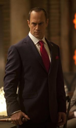 """HBO divulga imagens da quinta temporada do seriado """"True Blood"""" (7/5/12). O seriado estreia dia 10 de junho nos EUA e tem no elenco o ator Christopher Meloni"""