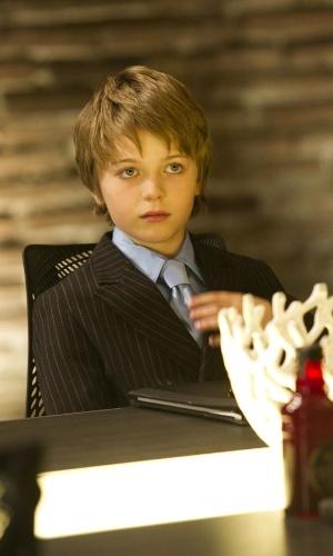 """HBO divulga imagens da quinta temporada do seriado """"True Blood"""" (7/5/12). O seriado estreia dia 10 de junho nos EUA e tem no elenco o ator Jacob Hopkin"""