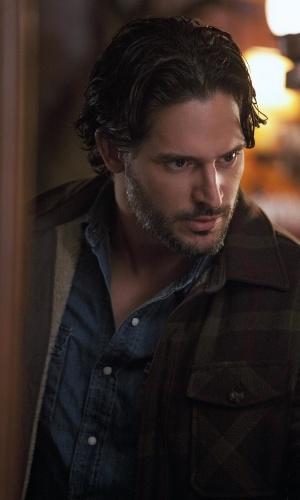 """HBO divulga imagens da quinta temporada do seriado """"True Blood"""" (7/5/12). O seriado estreia dia 10 de junho nos EUA e tem no elenco o ator Joe Manganiello"""