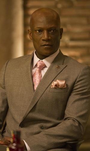 """HBO divulga imagens da quinta temporada do seriado """"True Blood"""" (7/5/12). O seriado estreia dia 10 de junho nos EUA e tem no elenco o ator Peter Mensah"""