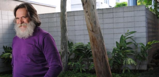"""José de Abreu diz que público confunde Nilo com o """"homem do saco"""" (11/05/2012)"""
