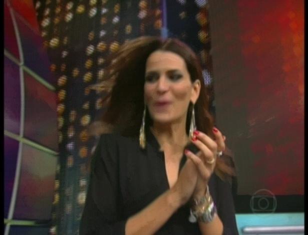 """A modelo Fernanda Motta é uma das participantes da nona edição da """"Dança dos Famosos"""" (13/5/12)"""