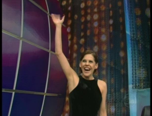 """Bárbara Paz é uma das participantes da nona edição da """"Dança dos Famosos"""" (13/5/12)"""