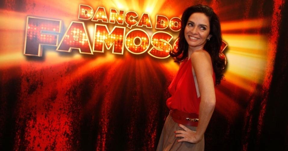 """Claudia Ohana vai participar da nona edição da """"Dança dos Famosos"""" (13/5/12)"""