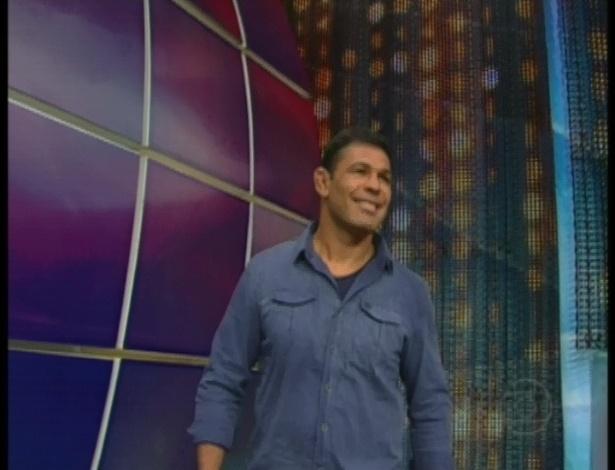 """Minotauro é um dos participantes da nona edição da """"Dança dos Famosos"""" (13/5/12)"""