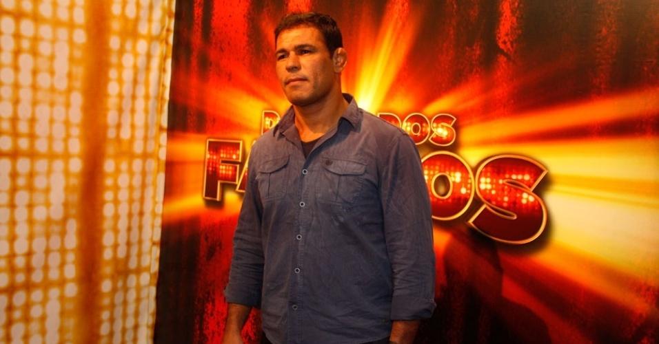 """Minotauro vai participar da nona edição da """"Dança dos Famosos"""" (13/5/12)"""