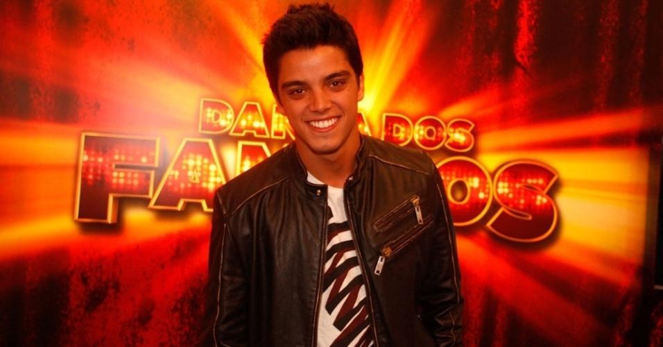 """Rodrigo Simas vai participar da nona edição da """"Dança dos Famosos"""" (13/5/12)"""
