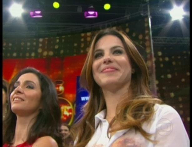 """Stephany Brito é uma das participantes da nona edição da """"Dança dos Famosos"""" (13/5/12)"""