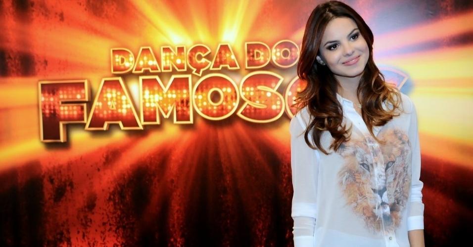 """Stephany Brito vai participar da nona edição da """"Dança dos Famosos"""" (13/5/12)"""
