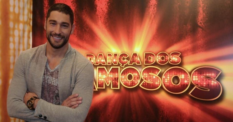 """Victor Pecoraro vai participar da nona edição da """"Dança dos Famosos"""" (13/5/12)"""