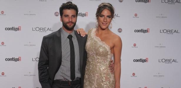 Bruno Gagliasso e Giovanna Ewbank em maio de 2012