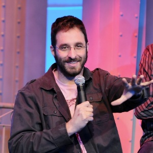 """Rafinha Bastos, no lançamento da versão brasileira de """"Saturday Night Live"""" (16/5/12)"""