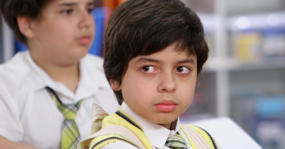 "Em ""Carrossel"", Gustavo Daneluz é Mário Ayala"