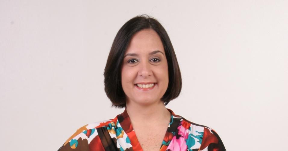 """Em """"Carrossel"""", Ivana Domenico é Eloisa Palillo"""