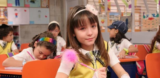 Larissa Manoela interpreta a vilã Maria Joaquina na trama