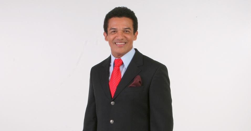 """Em """"Carrossel"""", Marcos Morales é Déo Garcez"""
