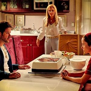 Família de Tufão está sempre à mesa ou na cozinha
