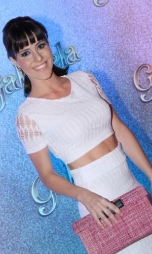 """Fernanda Pontes mudou o visual para participar do remake de """"Gabriela"""", trama que será exibida às 23h na Globo (21/5/12)"""