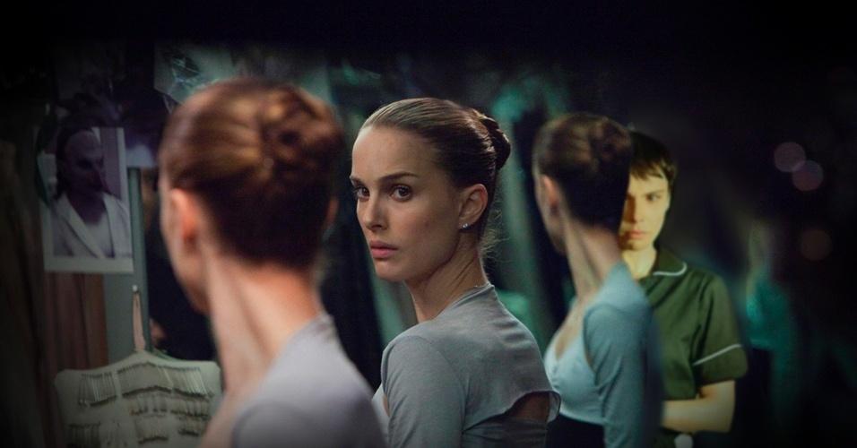 """Foi em """"Cisne Negro"""" que Nina aprendeu com sua xará como deixar aflorar seu lado sombrio"""