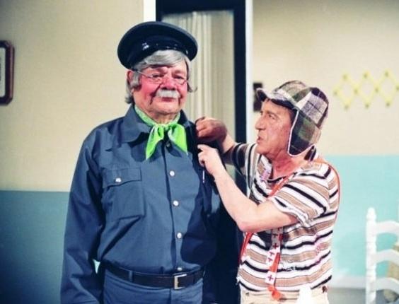 A rede Televisa divulgou uma série de fotos raras (outras conhecidas) e em boa qualidade dos seriados Chaves e Chapolin, inclusive de Chespirito