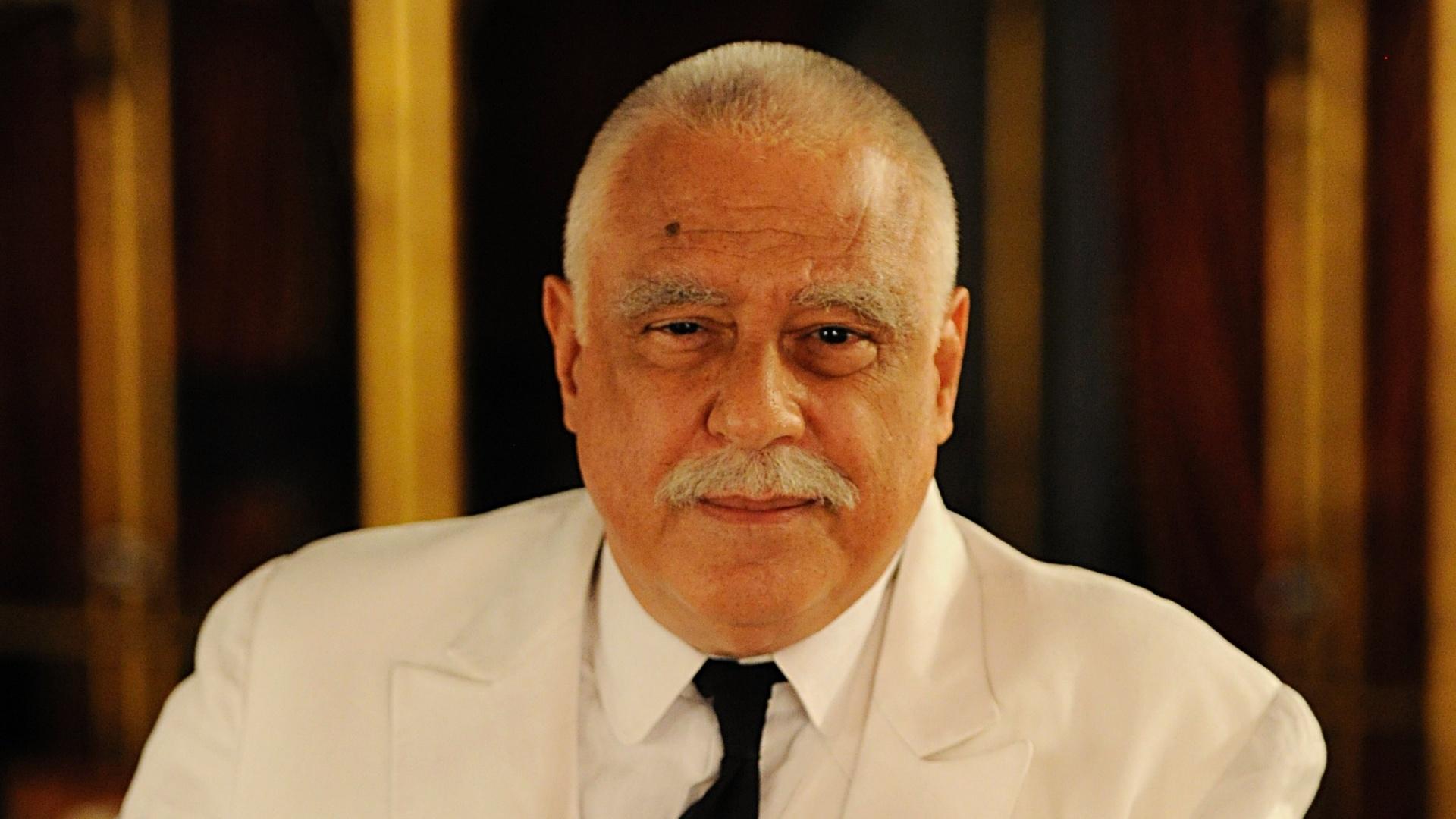 Antonio Fagundes é Coronel Ramiro Bastos em